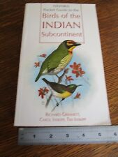 Pocket Guide to the Birds of the Indian Subcontinent, Grimmett/Inskipp 2009 NEW