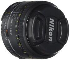 Nikon 2137 AF Nikkor 50 mm F/1.8 D FX Full Frame Prime Lens for Nikon DSLR Ca...