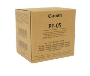 NEW Canon PF-05 Printhead 3872B001 Printer Head GENUINE SEALED UNUSED