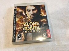 Alone in the Dark: Inferno (Sony PlayStation 3) PS3 COMPLETE No Scratches