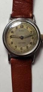 Vintage Movado wrist watch