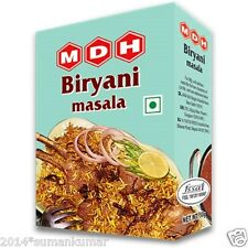 MDH Biryani Masala Powder Indian Blended Spice Masala for Indian Recipes 50g