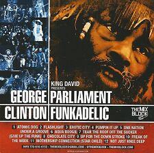BEST OF GEORGE CLINTON & PARLIAMENT FUNKADELIC OLD SCHOOL R&B/SOUL MIXTAPE