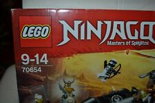 Lego Ninjago 70654 Véhicule de Combat Dieselnaut