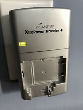 Promaster Xtrapower Traveler Plus Battery Charger Fits Most Casio Open Box Used