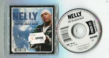 Nelly Christina Aguilera 3-INCH cd-single TILT YA HEAD BACK flap your wings rmx