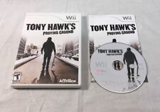 Tony Hawk Proving Ground (Wii) – Complete