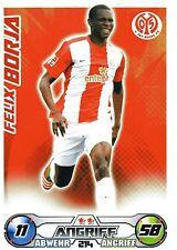214 Felix Borja - 1. FSV Mainz 05 - TOPPS Match Attax 2009/2010