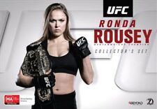 UFC - Ronda Rousey Collector's Set (DVD, 2015, 7-Disc Set) Region 4