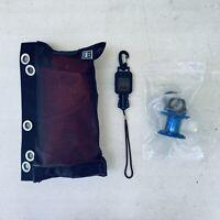 Scuba Diving Lot NEW Highland 100lb Lift Bag/Gear Keeper/Finger Spool Reel