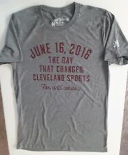 CLE Clothing Co Medium Shirt - Cleveland Sports Championship Cavs Tee
