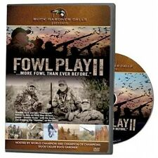 Buck Gardner Calls Fowl Play Two Dvd: More Fowl Than Ever Before