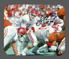 Item#5863 Troy Aikman  Oklahoma Sooners Facsimile Autographed Mouse Pad