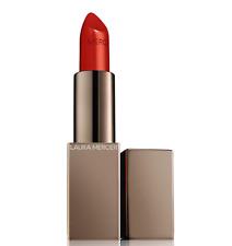 Laura Mercier Rouge Essentiel Silky Cream Lipstick - Rouge Electrique (Orange)