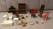 Dollhouse Furniture 22 Pieces