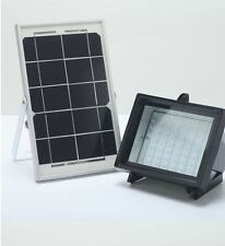 Bizlander® 5W60Led Solar Flood Light for Sign, Car Park Construction signage Skw