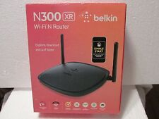 Belkin Wi-Fi N Router N300 XR (F9K1007)-New In Box-FREE SHIPPING