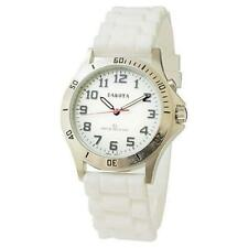 Nurses Medical Scrub Watch Light Up Dial White Silicone Dakota 53881