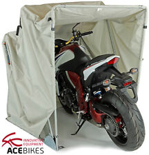 ACEBIKES Motor Shelter Faltgarage Größe M Länge 302cm Abdeckplane Motorradgarage