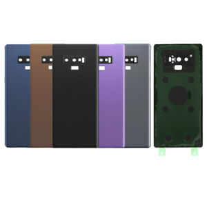 Battery Back Cover With Camera Lens and Adhesive for Samsung Galaxy Note 9