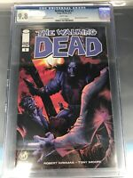 The Walking Dead #1 Wizard World CHICAGO Variant CGC 9.8 White Pages Kirkman