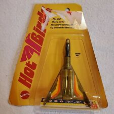 Vtg. 1970 Hot Wheels Hot Birds Maching Bird Plane NEW on Blister Card VERY RARE
