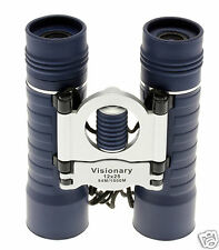 Visionary 'Compact' 12x25 Binoculars Ideal for Walking or kept in Car Glove Box