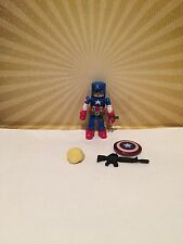 Marvel Minimates TRU Series 14 Ultimate Captain America CHEAP Worldwide Shipping