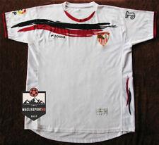 Maglia Sevilla 2006-2007 - Calcio Vintage Retro Puerta Alves Liga Fabiano