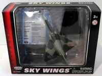 Motormax Skywings 1/100 Scale 77010 - Mirage 2000 With Display Stand