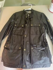belstaff jacket large