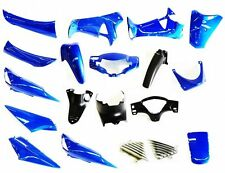 Honda Innova ANF125 Complete Body Panel Set 2007 - 2012 - Fairing - BLUE