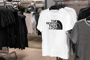 T Shirt The Nort Face Lyon Gift High Quality Graphic Vinyl Mountain Range Funny