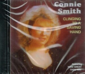 "CONNIE SMITH ""Clinging To A Saving Hand"" - Brand NEW CD - Country Gospel"