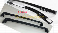4P Black For Land Rover Discovery sport 2015-2017 roof rack roof rail crossbar