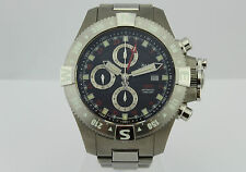 Ball Spacemaster Orbital Automatic COCS Men's Black Dial GMT
