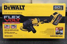 """Dewalt DCG418X1 4-1/2"""" - 6"""" Grinder Kit NEW"""