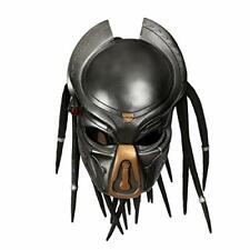 CASCO Predator-Adulto FULL FACE SOFT resina, Halloween, feste Vestito