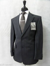 Wool Pinstripe Double Short Suits & Tailoring for Men