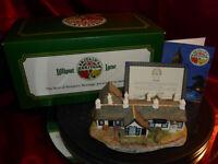 LILLIPUT LANE World Famous Blacksmith's Shop Gretna Green L2225 1998 Box + Deeds