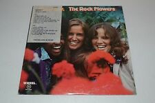 The Rock Flowers~Naturally~Soft Rock / Pop Rock~Wheel WLS-1002~PROMO~FAST SHIP!
