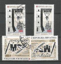 Cept / Europa   1994  Kroatien  ** oder gest.