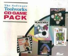 Bruce Lee Lives, Beyond the Black Hole, Life & Death Cribbage King PC CD 5 games
