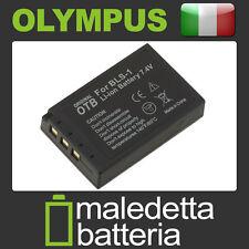 Batteria Alta Qualità SOSTITUISCE Olympus BLS1 , BLS-1 , PSBLS1 , PS-BLS1