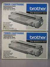 2Stück Original Brother TN-9000 Toner Kartusche Cartidge Kasette #30358