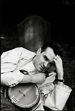 Signed Morrissey Grave Yard Photo