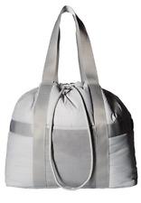 NWT Women's Under Armour UA Motivator Tote Sports Gym Bag Grey #1291003