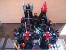 Lego Duplo 4785 Große Schwarze Ritterburg,2 Drachen,....gebraucht