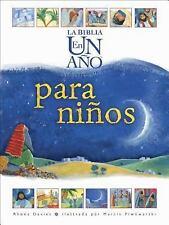 La Biblia en un Año para Niños by Rhona Davies (2007, Hardcover)