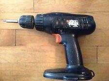 Black & Decker Cordless Drill 18V Model PS3725 3/8 10mm